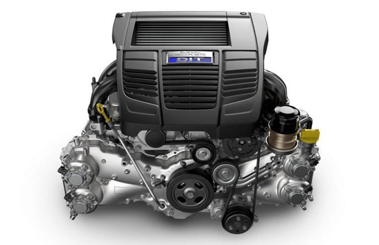 1.6-litri Motor Turbo cu Injectie Directa