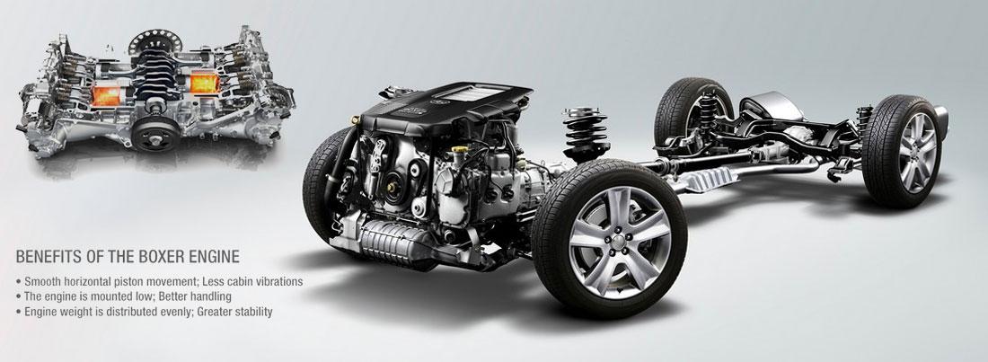 Motorizare Subaru XV