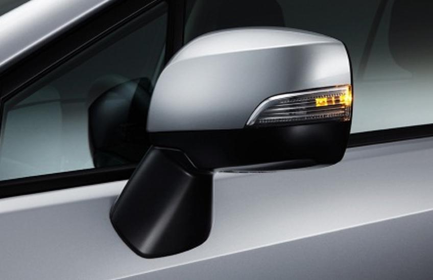 Oglinzi exterioare cu semnalizatoare LED
