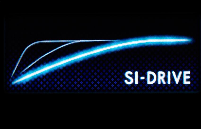 SI-Drive Modul Inteligent