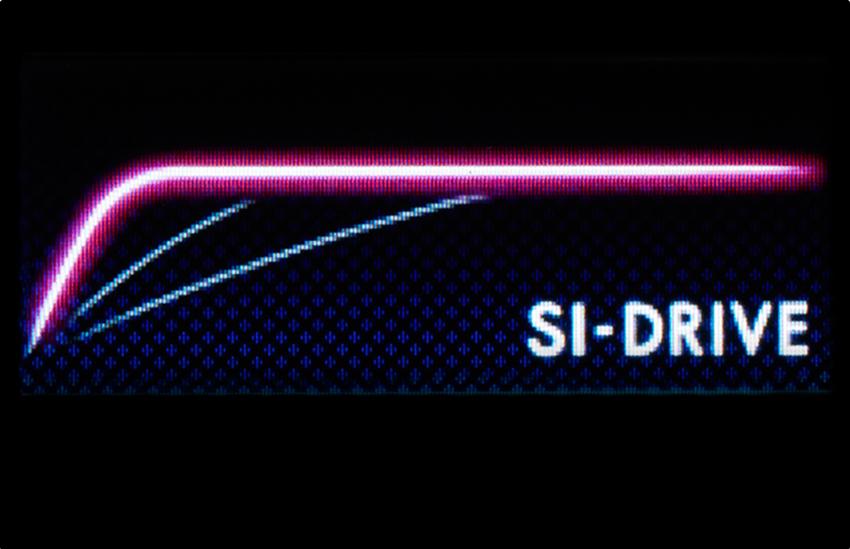 SI Drive - Modul Sport cu Precizie