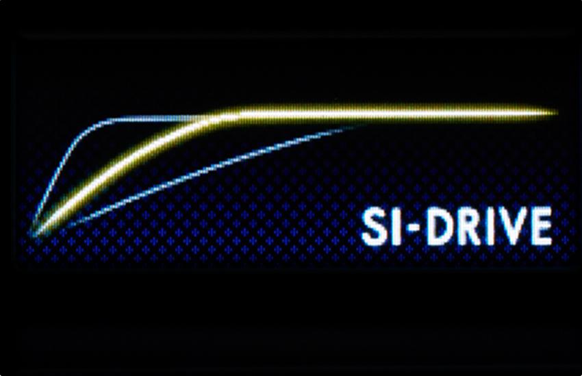 SI-Drive Modul Sport