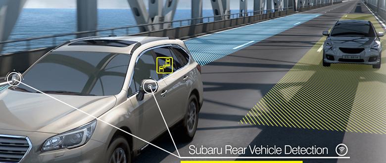 Subaru SRVD