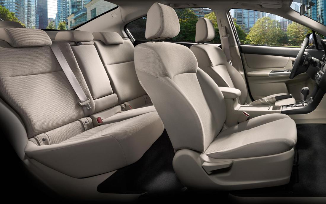 Interior Subaru Impreza